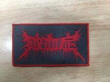 Septicaemia Logo Patch Brutal Death Metal from China Ltd.100 Cannibal Corpse