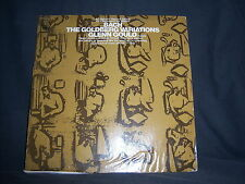 "CBS MW MS-7096 Bach, Glenn Gould - The Goldberg Variations  1968 12"" 33 RPM"