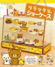 Re-Ment Rilakkuma Miniature Showcase Food Display