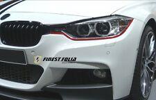 Devil Eye® Scheinwerfer Folie Stripe f BMW F10 F11 E60 E61 M5 M Paket F12 Style