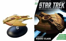 STAR TREK Official Starships Magazine #33 CARDASSIAN HIDEKI CLASS Eaglemoss