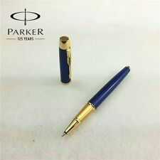 Parker IM Series Rollerball Blue And Gold
