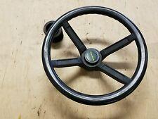 MTD lawn tractor steering wheel 731-0806A
