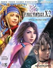 Final Fantasy X-2 Official Strategy Guide, Dan Birlew, Acceptable Book