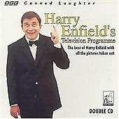 Harry Enfield's TV Programm, , Very Good Condition Double CD, Import