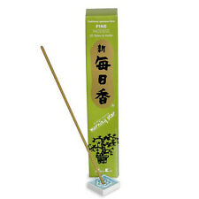 Pino Morning Star Japonesa Tradicional Incienso Incluye 50 Varillas & Holder