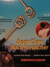BEAR CLAW TELESCOPIC ~THE ULTIMATE BACK~ SCRATCHER, EXTENDABLE TO 23""
