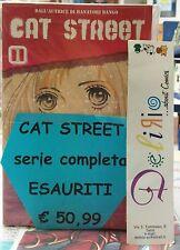 CAT STREET SERIE COMPLETA!  Ed. PLANET MANGA