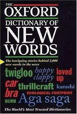 The Oxford Dictionary of New Words-ExLibrary
