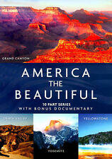 America the Beautiful: 10 Part Series (DVD, 2014, 6-Disc Set)