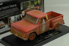 Chevrolet  Bellas Chevy 1965 C 10 Stepside Pickup Twilight 1:18 Greenlight