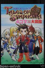 Tales of Symphonia 4koma Mini Mini Daizukan manga OOP