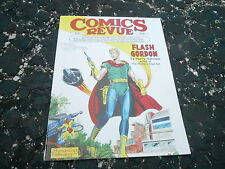 #226 COMICS REVUE vintage comic strip magazine (UNREAD - NO LABEL )