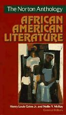 The Norton Anthology of African American Literature (1996, Paperback)