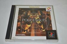 USED PS1 Policenauts (PlayStation the Best) Japan Import