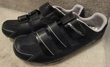 Specialized Riata MTB Womans Mtn Bike Shoes Size 9.5 EUC with Shimano Cleat