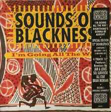 "SOUNDS OF BLACKNESS - I'm Going All The Way (12"") (F-G/G)"