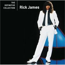 Rick James - Definitive Collection [New CD] Rmst