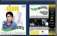 ELVIS - HOME MOVIES VOLUME 3 - THE SEVENTIES - NEW BLU-RAY SEALED!