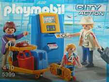 A7) PLAYMOBIL ® (5399) City Action Check in Automat