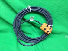 ASB 4/LED 5/4-12/5M LUMBERG SENSOR BOX CABLE ASB4/LED5/4-12/5M