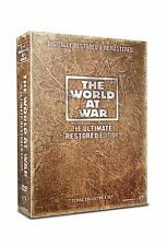 The World At War: The Complete TV Series Box Set Collection | New | Sealed | DVD