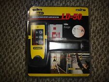 NEW! Stanley 77-246 LD-50 LED Rotary Laser Line Detector FATMAX w/Mount