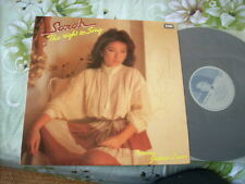 a941981 Sarah Chen  陳淑樺 HK EMI LP The Right to Sing