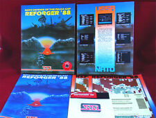 Apple 2:  Reforger '88: NATO Defense of the Fulda Gap -  SSI 1984