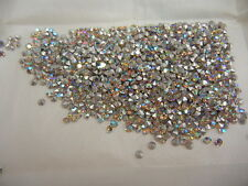 full package,1440 preciosa rhinestones,25pp crystal AB/foiled  MINT PERFECT