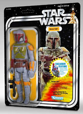 "GENTLE GIANT STAR WARS Collection_BOBA FETT Rocket Firing 12 "" Kenner figure_MIP"