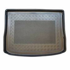 Tailored Pvc boot liner boot mat For Volkswagen Tiguan 2007 to 2014