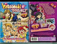 Kirameki Project: Robot Girls - Complete Collection - Brand New 2 DVD Anime Set