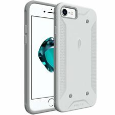 Poetic QuarterBack Corner/Bumper Protective Case Cover for Apple iPhone 7 White