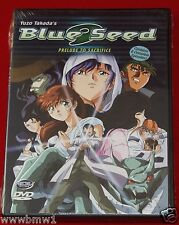 Blue Seed - Vol. 3: Prelude to Sacrifice (DVD, 2001) Action DVD BRAND NEW