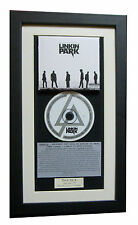 LINKIN PARK Minutes To Midnight CLASSIC CD Album QUALITY FRAMED+FAST GLOBAL SHIP