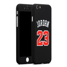 Apple iPhone 7 Phone Case Michael Jordan Cover Screen Protector Full Protection