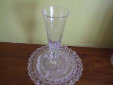 Verre cristal Baccarat Harcourt ancien