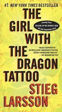 The Girl with the Dragon Tattoo: Book 1 of the Millennium Trilogy (Vintage Crime