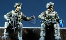Djiti's 1/35 French Modern Soldiers Set (Heller VBCI 81147) (2 Figures) 35049