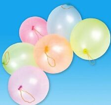 "10 PUNCH BALLOONS EXTRA LARGE - ASSORTED COLORS - 16"" - NEW! #BB13 Free Shipping"