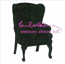 Memory Almost Full by Paul McCartney (CD, Jun-2007, Hear Music)