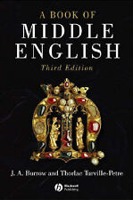 A Book of Middle English (3rd Revised edition), J.A. Burrow, Thorlac Turville-Pe