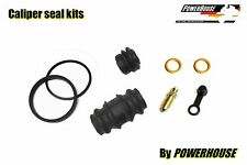 Yamaha DT 125 R 88-04 rear brake caliper seal repair kit 2000 2001 2002 2003