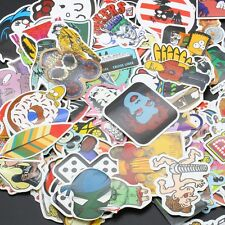 Colorful 100pcs Stickers Bomb Vinyl Decal For Car Skate Skateboard Chic