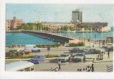 Curacao Netherlands Antilles 1974 Postcard USA 566a
