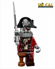 LEGO Minifigures Series 14 71010 Zombie Pirate - NEW