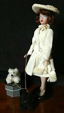 Gene Marshall Doll WHITE HYACINTH&OUT FOR A STROLL The Ashton-Drake Galleries