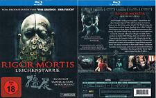RIGOR MORTIS - LEICHENSTARRE --- Blu-ray --- Vampirhorror --- Uncut --- FSK 18 -