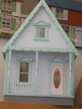 Dollhouse doll house kIT 1:12 scale 2 rooms MADE IN THE USA